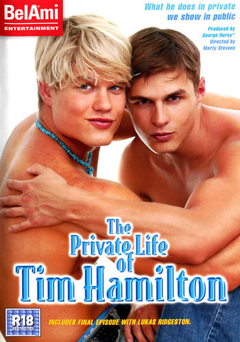 The Private Life of Tim Hamilton Cover Front